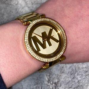 Michael Kors Accessories - Michael Kors Gold watch